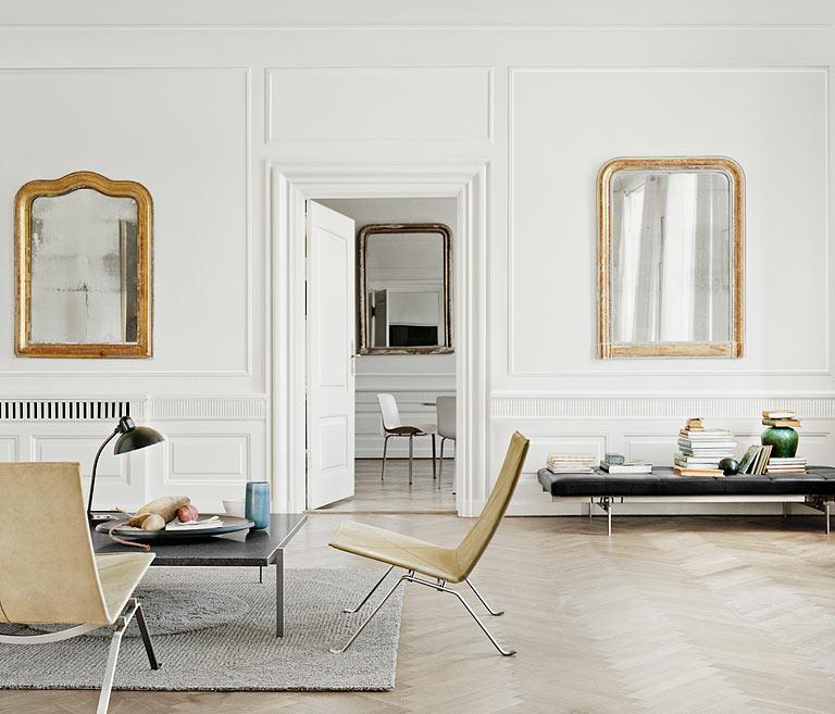Weiße Möbel Und Wände