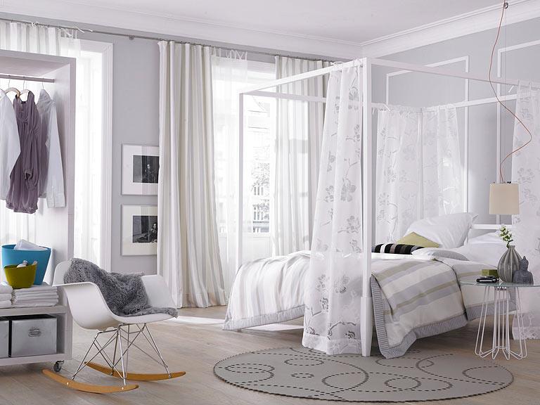 die farbe wei wohntipps m bel und wandfarbe sch ner wohnen. Black Bedroom Furniture Sets. Home Design Ideas