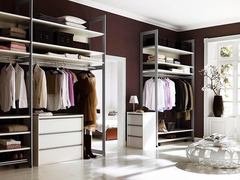 Relativ Anbieter und Systeme von begehbaren Kleiderschränken - [SCHÖNER ZN18