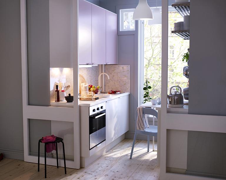 Hervorragend Kleine Küchen: Tipps für mehr Stauraum - [SCHÖNER WOHNEN] SR65