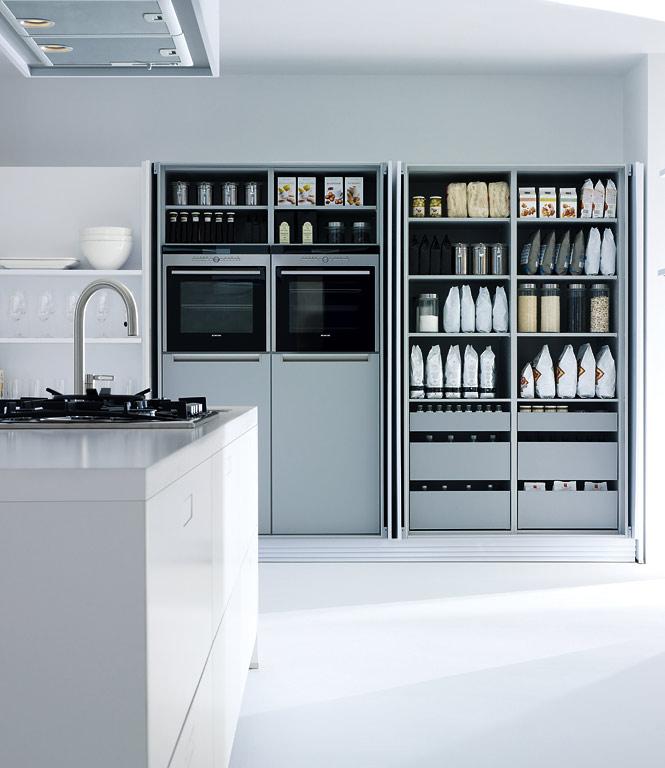 Küchenschrank mit versenkbaren Türen - Bild 14 - [SCHÖNER