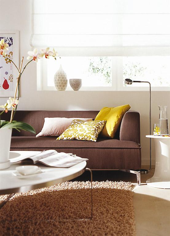 stauraum hinter paneelwand mit schiebet r wohnzimmer sch ner wohnen. Black Bedroom Furniture Sets. Home Design Ideas