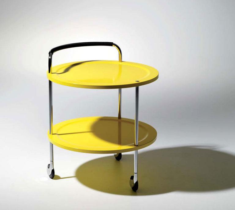 servierwagen ein st ndiger begleiter sch ner wohnen. Black Bedroom Furniture Sets. Home Design Ideas
