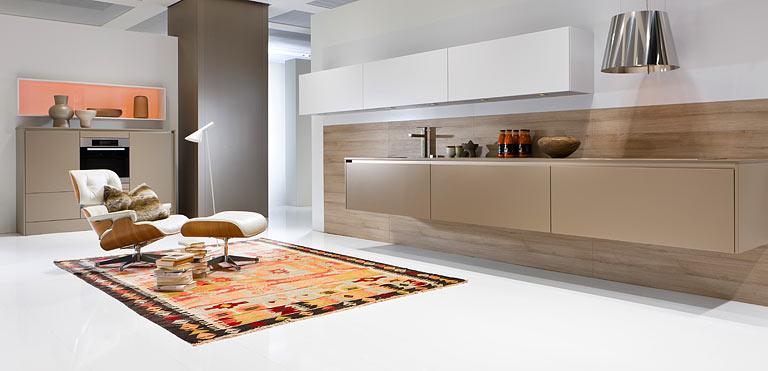 die k che wohnlich machen bild 6 sch ner wohnen. Black Bedroom Furniture Sets. Home Design Ideas