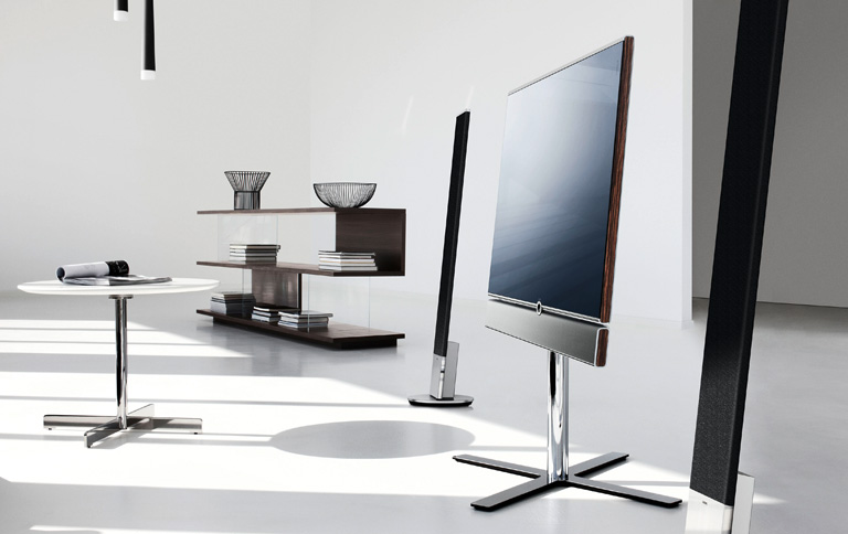 designpreise f r loewe tv sch ner wohnen. Black Bedroom Furniture Sets. Home Design Ideas