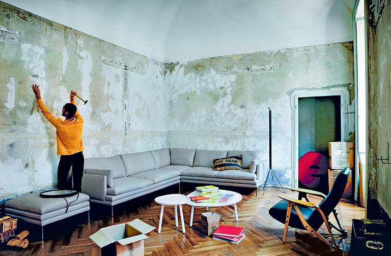 Die 15 besten Wohntipps fürs Wohnzimmer: Eine Sitzgruppe arrangieren