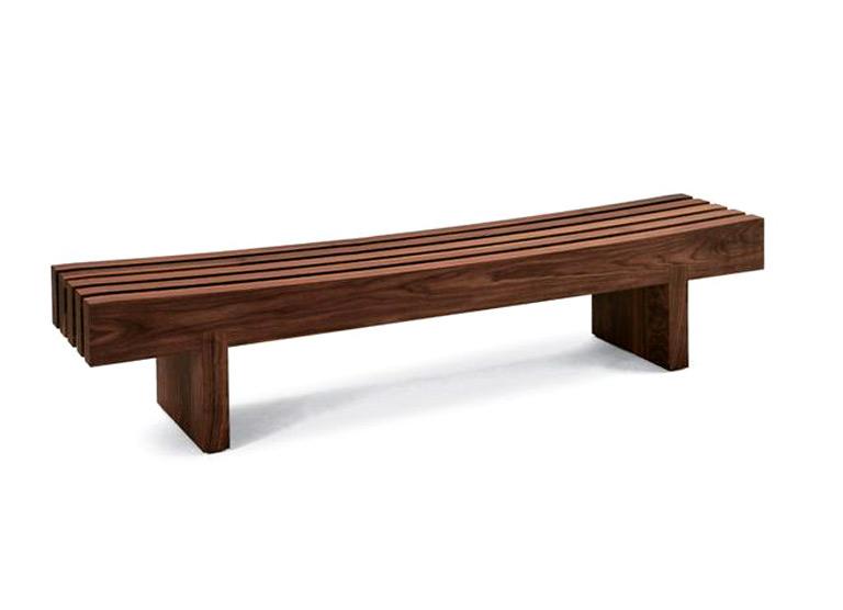Holzbank Stato von More Sitzbänke für Küche Esszimmer