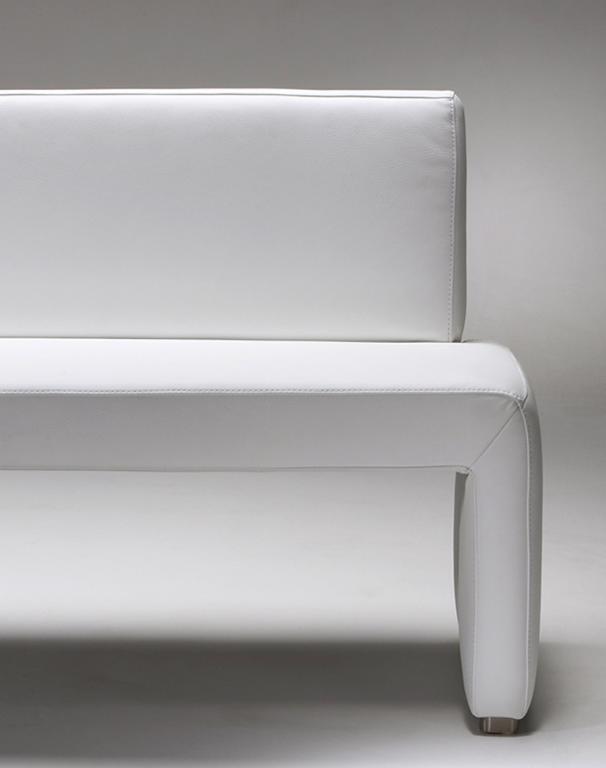 sitzbank zinta von arper sitzb nke f r k che esszimmer co 1 sch ner wohnen. Black Bedroom Furniture Sets. Home Design Ideas