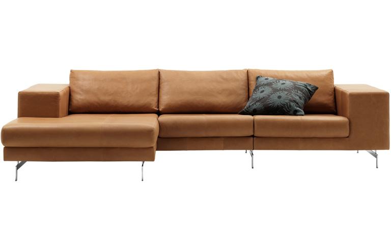 flexibles sofa von bo concept sch ner wohnen. Black Bedroom Furniture Sets. Home Design Ideas