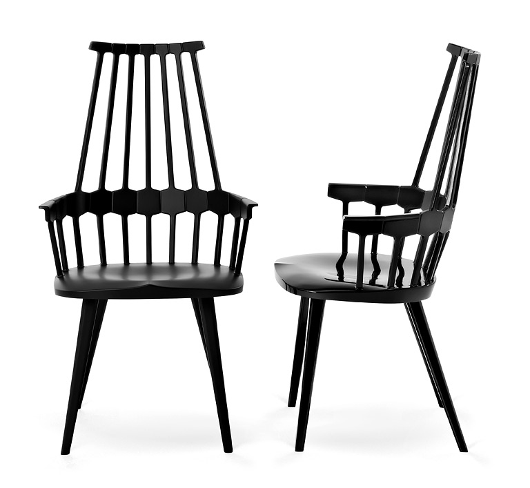 der ungew hnliche comeback chair von kartell windsor st hle sitzen mit st bchen 12. Black Bedroom Furniture Sets. Home Design Ideas