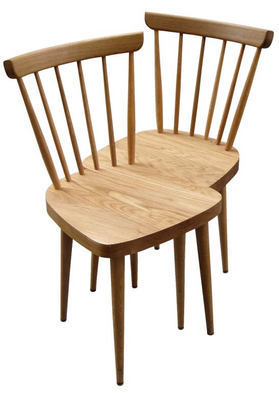der flexible stuhlhockerbank von kraud windsor st hle sitzen mit st bchen 10 sch ner wohnen. Black Bedroom Furniture Sets. Home Design Ideas