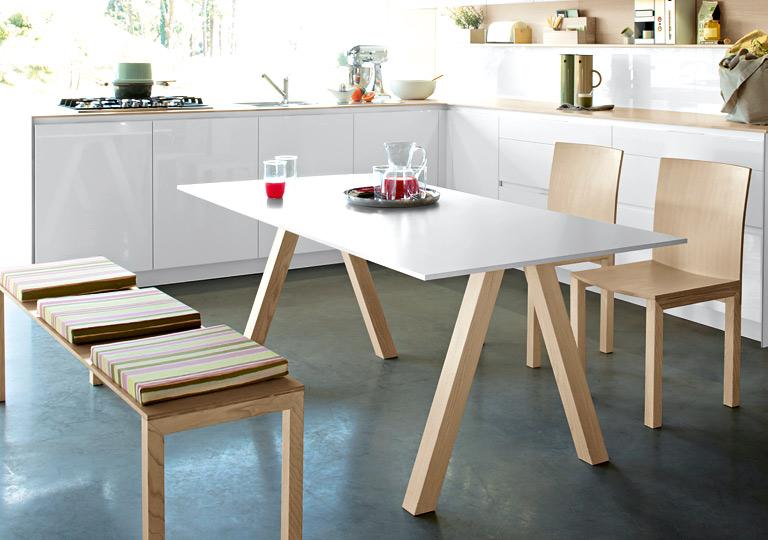 Next125 tisch for Die kuche untermarzoner