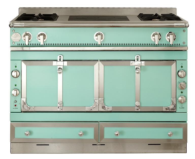fotostrecke neue farben f r die k che sch ner wohnen. Black Bedroom Furniture Sets. Home Design Ideas
