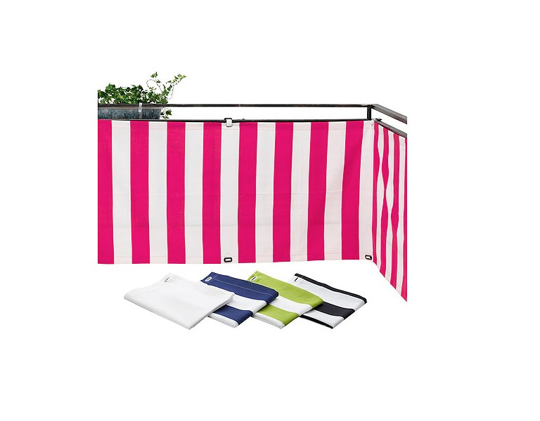 garten terrasse schutzma nahme dyning balkonschutz bild 14 sch ner wohnen. Black Bedroom Furniture Sets. Home Design Ideas