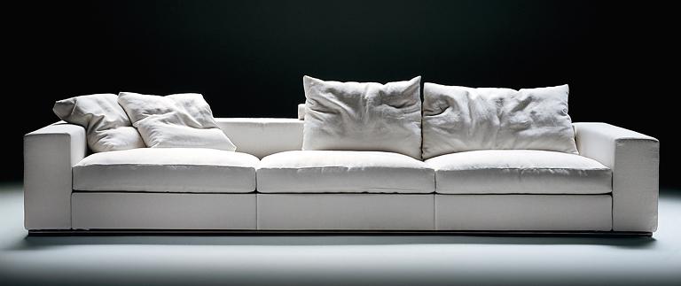 fotostrecke sofasystem groundpiece von flexform bild 2 sch ner wohnen. Black Bedroom Furniture Sets. Home Design Ideas