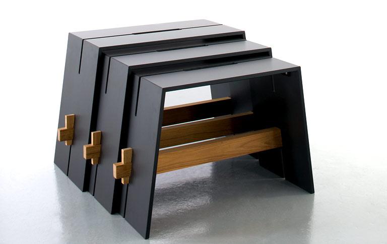 ein wenig luxus zweisitzer sixties von fermob. Black Bedroom Furniture Sets. Home Design Ideas