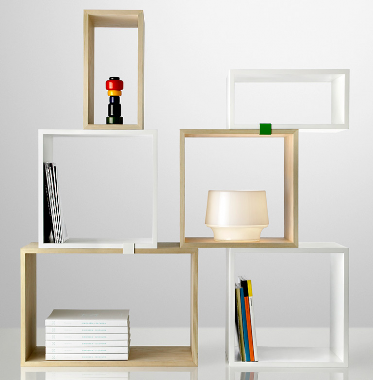 baukasten stacked von muuto bild 48 sch ner wohnen. Black Bedroom Furniture Sets. Home Design Ideas