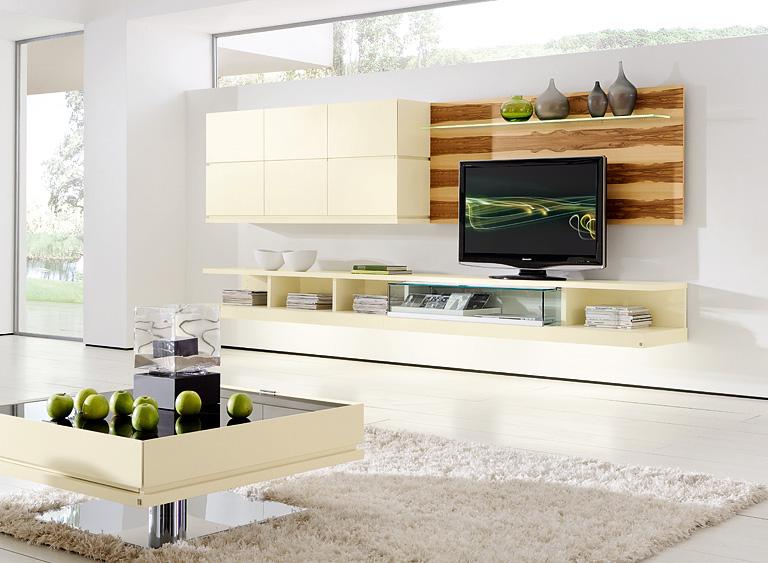 Wohnwände  Moderne Modelle und flexible Systeme