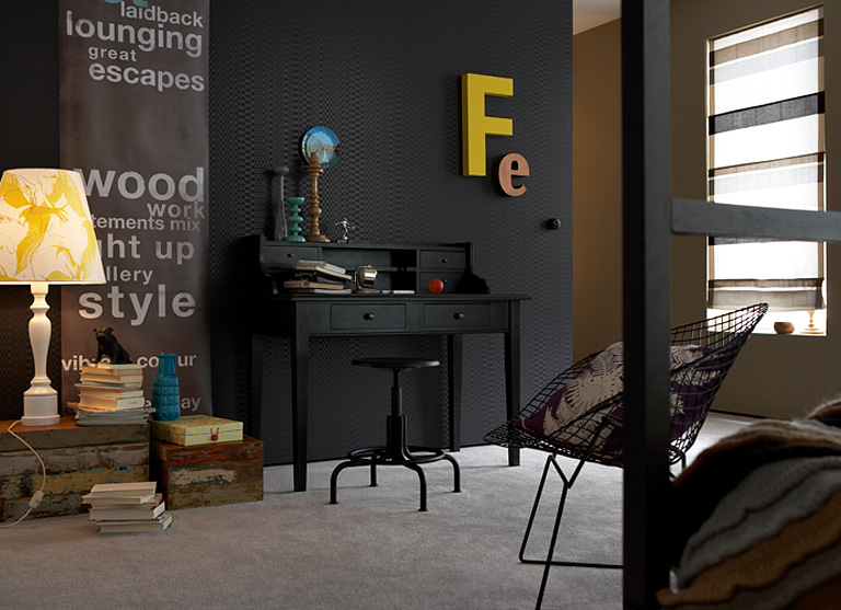 sch ner wohnen jugendzimmer einrichten. Black Bedroom Furniture Sets. Home Design Ideas