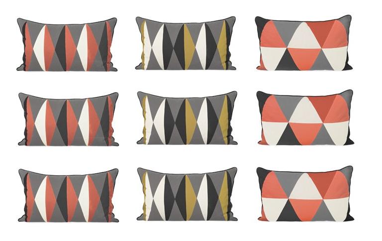 neue kissen von ferm living tipp des tages sch ner. Black Bedroom Furniture Sets. Home Design Ideas