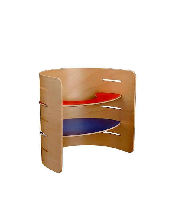 Hochstühle für unsere Kleinsten: Skandinavisches Design: Hochstuhl ...
