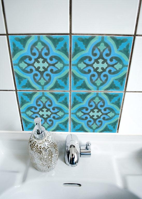 Fliesen individualisieren sch ner wohnen - Korkboden badezimmer ...