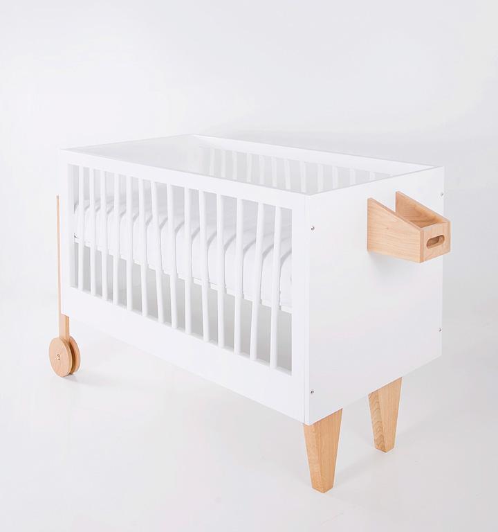 Babybetten für jeden Wohnstil: Klassiker: Babybett \