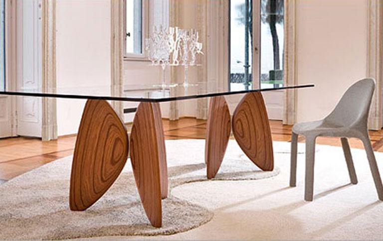 Schön Sperrholz Tisch Ripple Benjamin Hubert Leicht