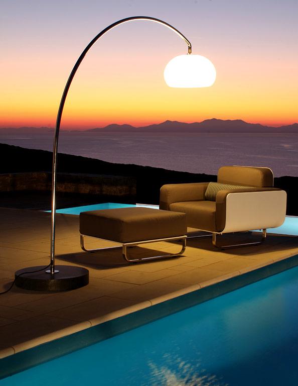 gartenleuchten sch nes licht f r drau en sch ner wohnen. Black Bedroom Furniture Sets. Home Design Ideas