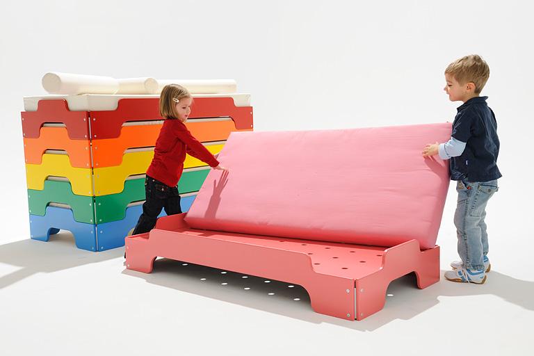 Kinderbett designklassiker  Das Kinderbett - [SCHÖNER WOHNEN]
