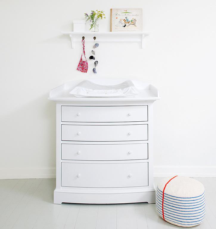 Ikea Wickelkommode wickelkommode in schlichtem weiß bild 11 schöner wohnen