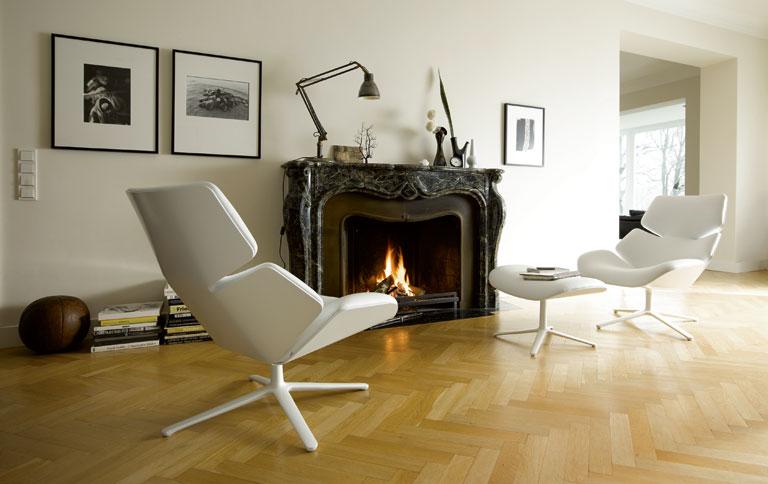 lounge sessel shrimp bequem ohne zu versinken sch ner wohnen. Black Bedroom Furniture Sets. Home Design Ideas
