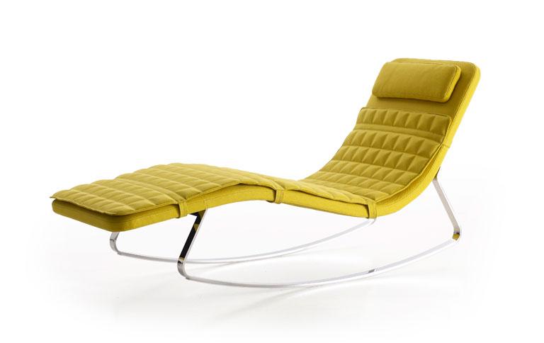 landscape chaiselongue jetzt auch zum schaukeln sch ner wohnen. Black Bedroom Furniture Sets. Home Design Ideas