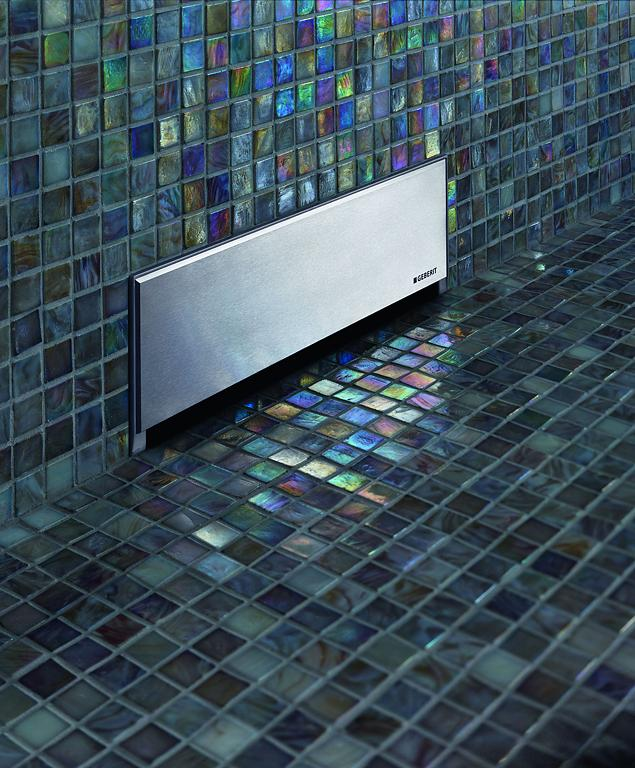 Ebenerdige Dusche Mit Wandablauf : Duschtasse mit geringer Einbauh?he – Ebenerdige Duschen 1 – [SCH?NER