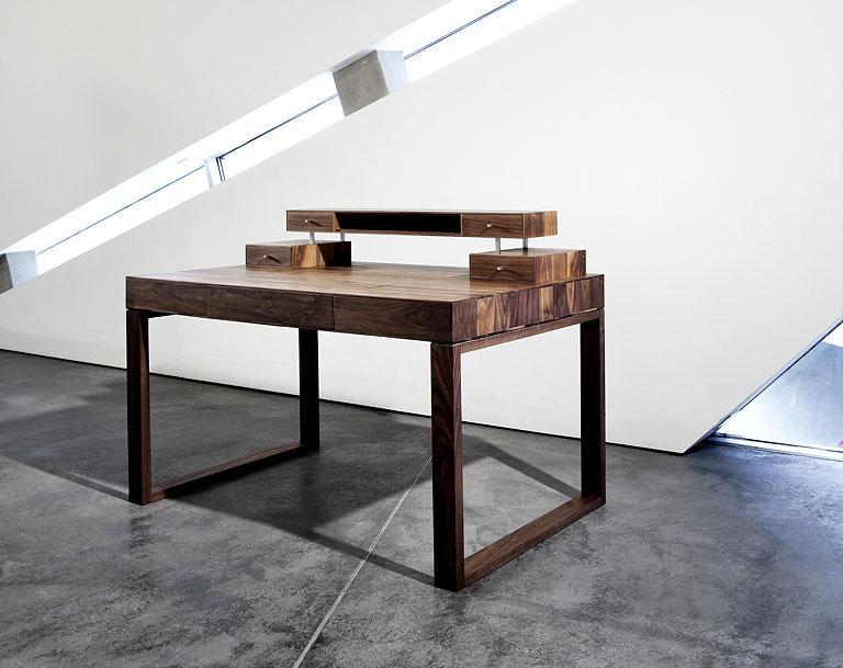 Schreibtisch design  Schreibtisch: Worauf Sie beim Kauf achten müssen - [SCHÖNER WOHNEN]