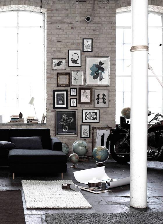 petersburger h ngung geordnetes chaos w nde mit bildern dekorieren die richtige h ngung 2. Black Bedroom Furniture Sets. Home Design Ideas