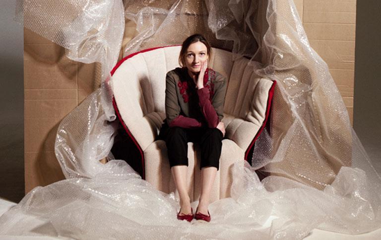 designerin inga semp im interview news sch ner wohnen. Black Bedroom Furniture Sets. Home Design Ideas