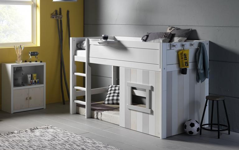 Kinderbett Mit H 252 Tte Sch 214 Ner Wohnen