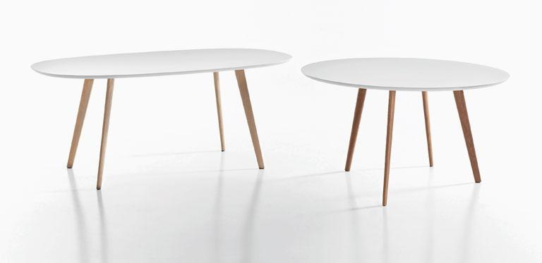 Ausziehbarer Tisch Rund