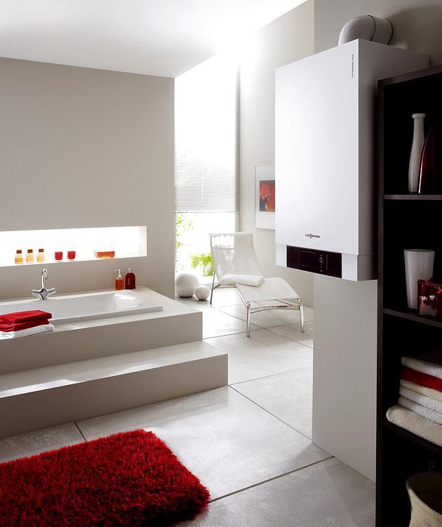 mit brennwerttechnik energie sparen sch ner wohnen. Black Bedroom Furniture Sets. Home Design Ideas