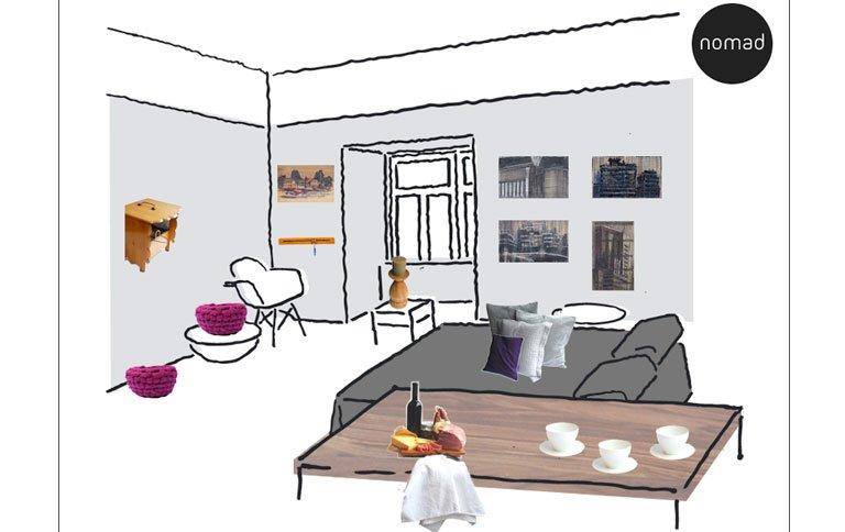 Online appartement f r individualisten sch ner wohnen for Designobjekte wohnen