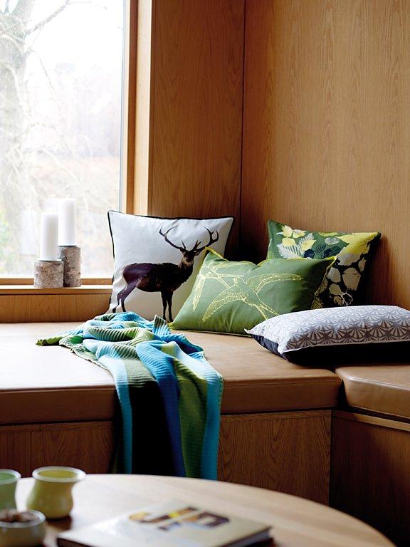 fotostrecke handschmeichler kissen von s dahl bild 7. Black Bedroom Furniture Sets. Home Design Ideas