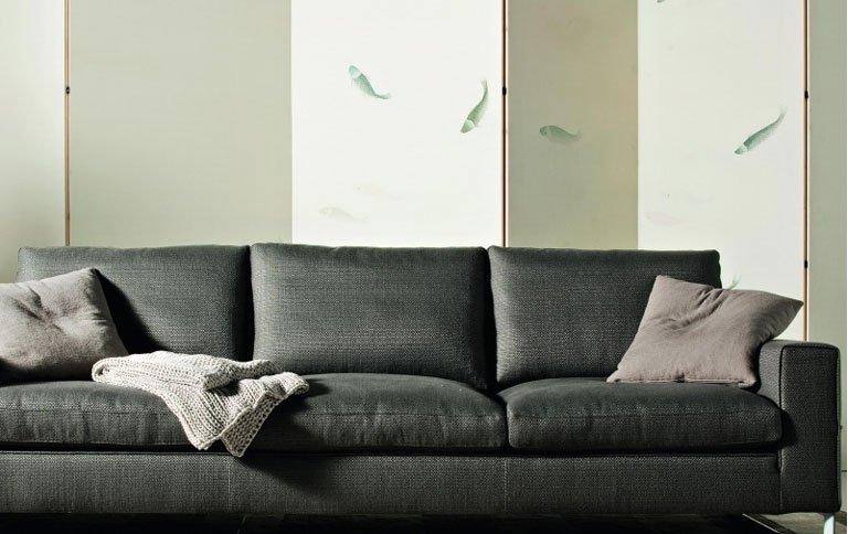 weiches sofa f r kleine r ume sch ner wohnen. Black Bedroom Furniture Sets. Home Design Ideas