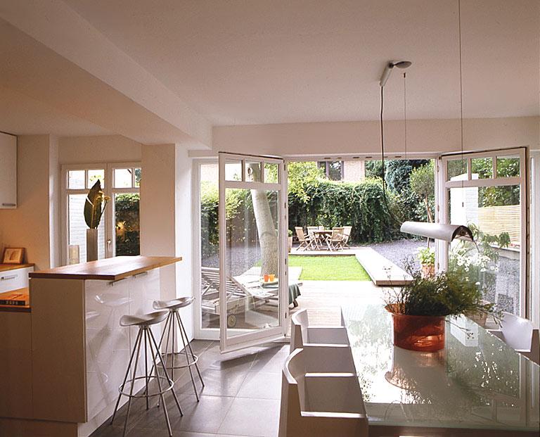 doppelhaush lfte vor und nachteile sch ner wohnen. Black Bedroom Furniture Sets. Home Design Ideas
