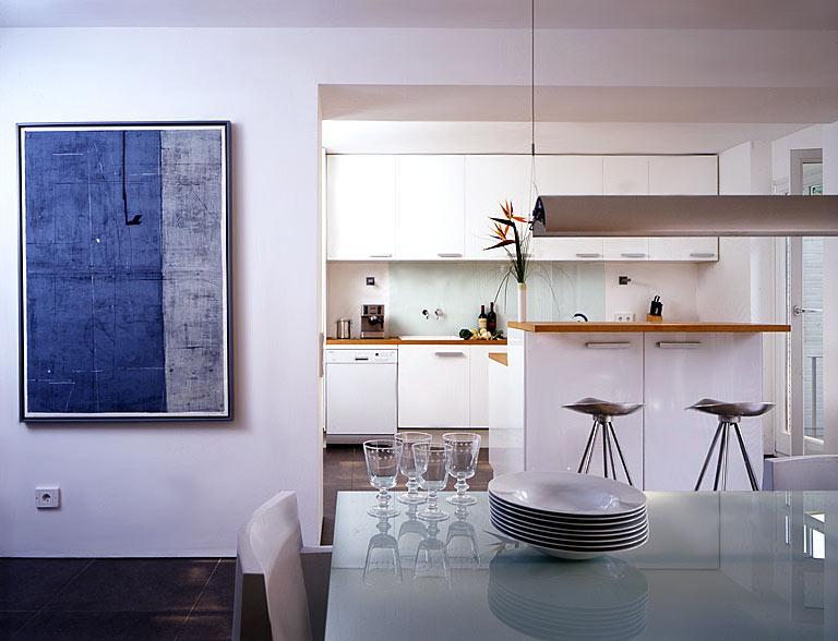 modernes wohnen nach dem umbau einfamilienhaus sch ner wohnen. Black Bedroom Furniture Sets. Home Design Ideas