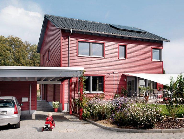 neue musterhaus ausstellung f r fertigh user in k ln. Black Bedroom Furniture Sets. Home Design Ideas