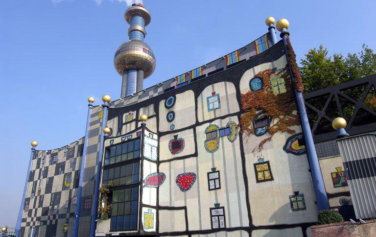 TV-Tipp: Hundertwasser-Doku auf Arte - [SCHÖNER WOHNEN]