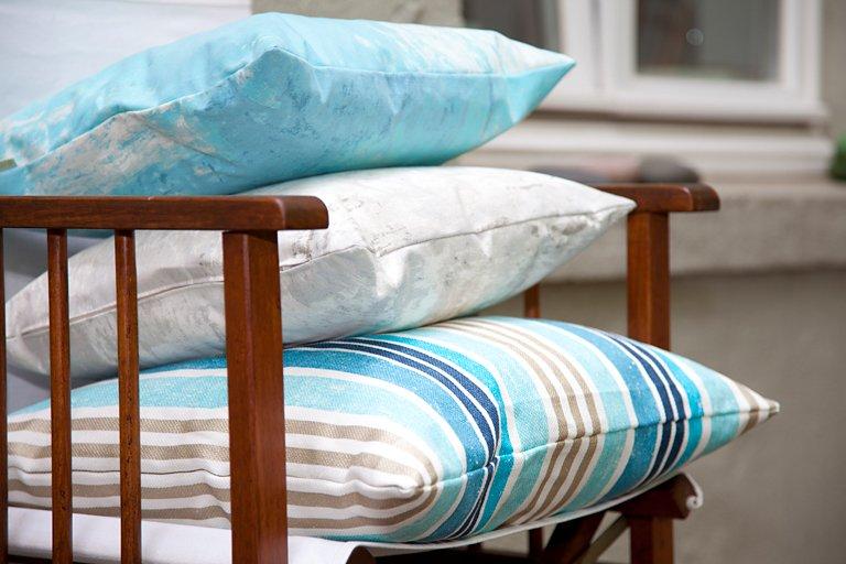 kissen selbst gestalten bei tipp des tages sch ner wohnen. Black Bedroom Furniture Sets. Home Design Ideas