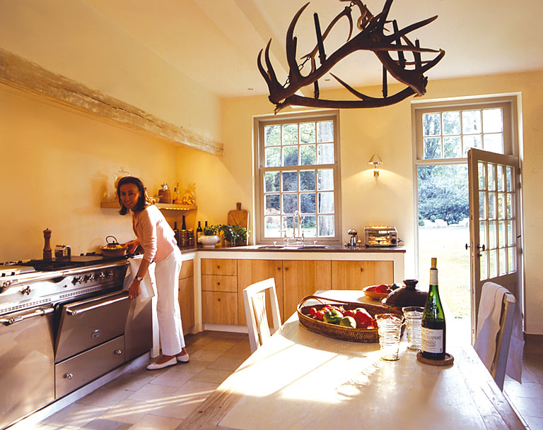 neues auf alt gemacht landhaus sch ner wohnen. Black Bedroom Furniture Sets. Home Design Ideas