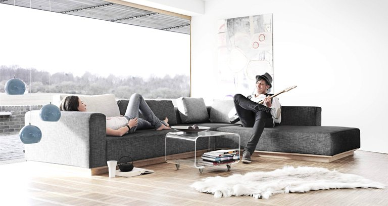 fotostrecke fell reindeer von bolia bild 2 sch ner wohnen. Black Bedroom Furniture Sets. Home Design Ideas